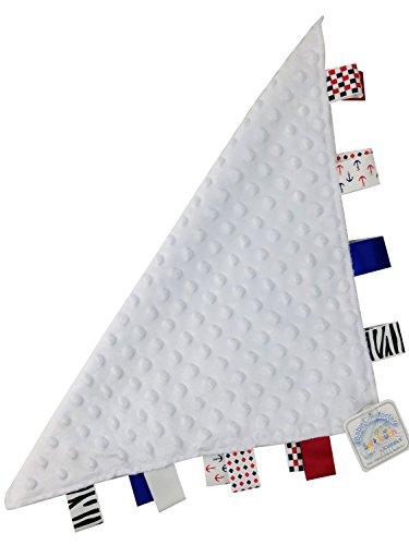 Soft Touch Blanc étiquette Couverture confort