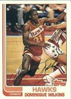 dominique wilkins card