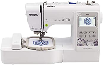 Brother SE600 Sewing and Embroidery Machine, 80 Designs, 103 Built-In Stitches, Computerized, 4