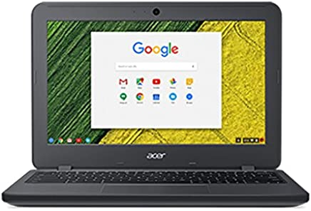 "Acer Chromebook 11 N7 11.6"" Traditional Laptop (NX.GM8AA.001;C731-C8VEN)"