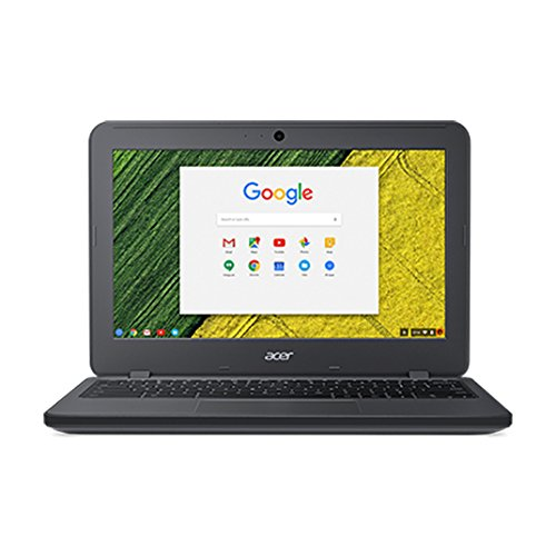 """Acer Chromebook 11 N7 11.6"""" Traditional Laptop (NX.GM8AA.001;C731-C8VEN)"""