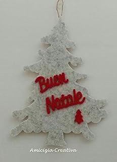 Fuoriporta Albero Natale
