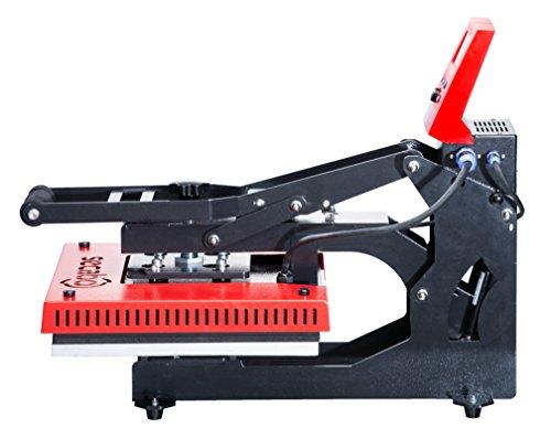 Secabo TC5 SMART modulare Transferpresse 38cm x 38cm mit Bluetooth - 2