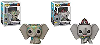 Funko Pop! Juego de 2: Dumbo Live – Dreamland Dumbo y Fireman Dumbo