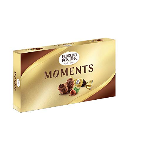 Ferrero Rocher Moments, (Box of 12 Units), 69.6 g
