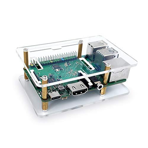 Rock Pi 4A RK3399 LPDDR4 1 GB computadora de una sola placa, mismo tamaño que Raspberry Pi 3B