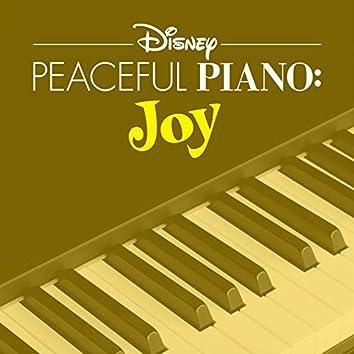 Disney Peaceful Piano: Joy