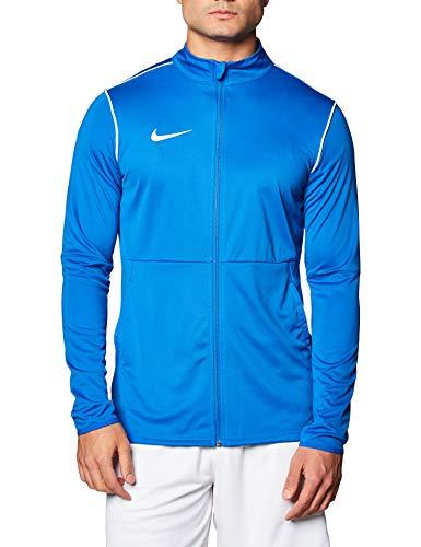 NIKE M Nk Dry Park20 TRK Jkt K Chaqueta de Deporte, Hombre, Royal Blue/White/White