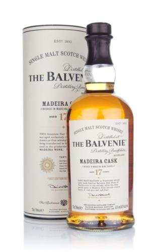 Balvenie 17 years old Madeira Cask 43% 70cl