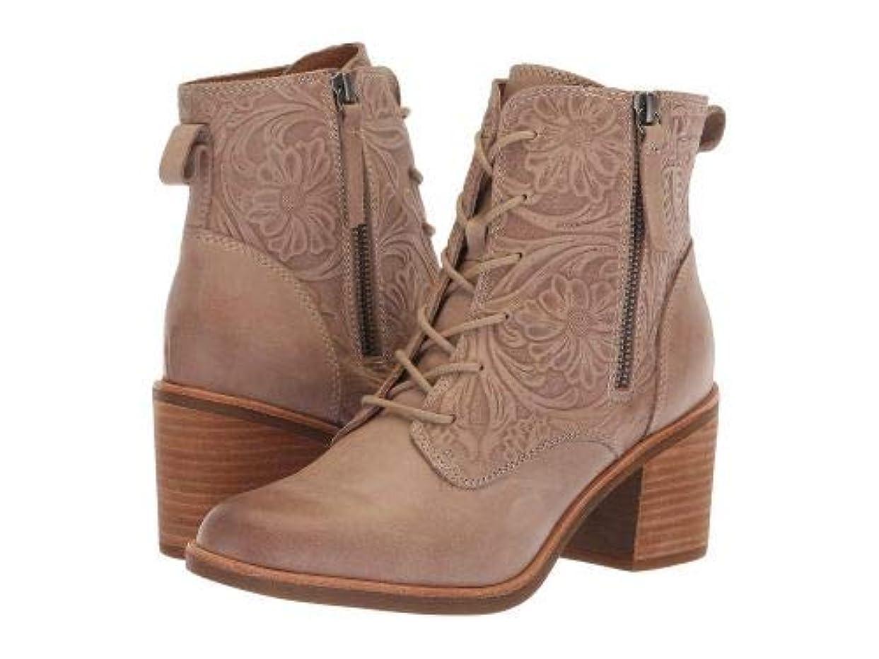 違法時々マオリSofft(ソフト) レディース 女性用 シューズ 靴 ブーツ レースアップブーツ Sondra - Light Taupe La Mesa [並行輸入品]