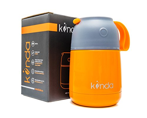 kiinda Thermobehälter Warmhaltebox 450ml
