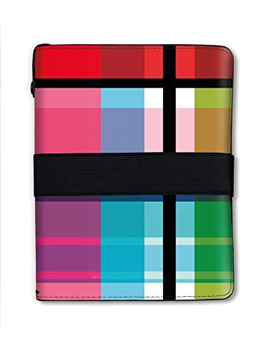 Remember | TP10 | TripBook Zigzag | Reisetagebuch | 64 Sammelfächer 80 Seiten | Maße: 19,7 x 15,7 x 3 cm | Farbe: Mehrfarbig