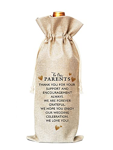 Wedding Gifts For Parents,Wedding Gift for Parents From Newlyweds,...