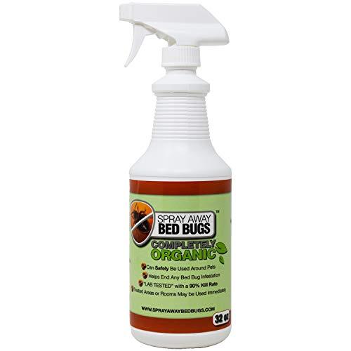 Spray Away Bed Bugs