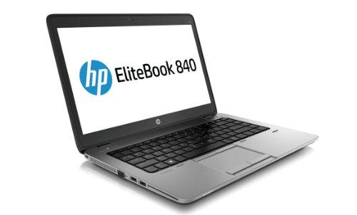 HP EliteBook 840 G1 14-inch Ultrabook (Intel Core i5 4th Gen, 8GB Memory, 512GB SSD, WiFi, WebCam, Windows 10 Professional 64-bit) (Renewed) 3