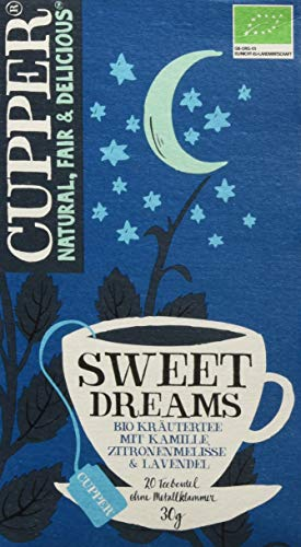 Cupper Sweet Dreams Tee, 4er Pack (4 x 30 g)