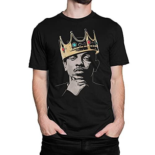Kendrick Lamar Crown T-Shirt, Kung-Fu...