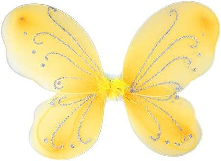 Yuxi Butterfly Wings Dress Up Fairy Wings For Toddler Girls Adult Fairy Wings For Women Costume product image