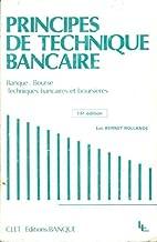 Principes de technique bancaire, banque-bourse
