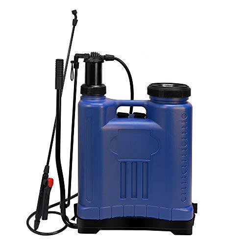 Beaugreen Backpack Sprayer Pump Pressure Sprayer Garden Weed Killer Sprayer for Lawn Garden Farm (4...