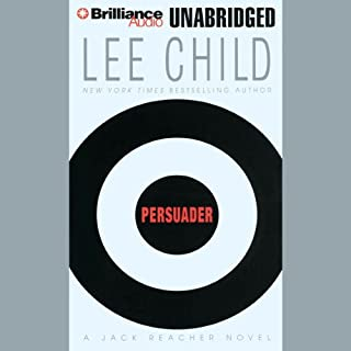Persuader audiobook cover art
