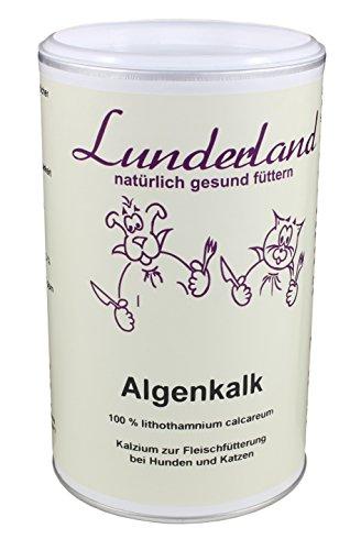 Lunderland - Algenkalk 700 g, 1er Pack (1 x 700 g)