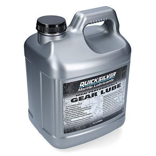 Quicksilver High Performance Gear Lube 10 Liter