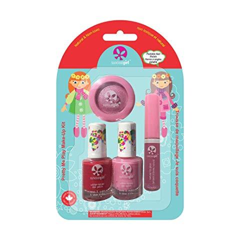 Suncoat Girl - Kit de esmalte de uñas para niños