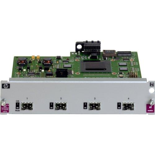HP ProCurve J4878B 4 Port Mini-GBIC Modul XL Modul z.B. für 5308XL 5304XL