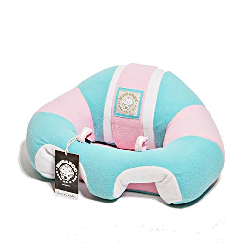 The Original Hugaboo Infant Sitting Chair - Cotton Candy