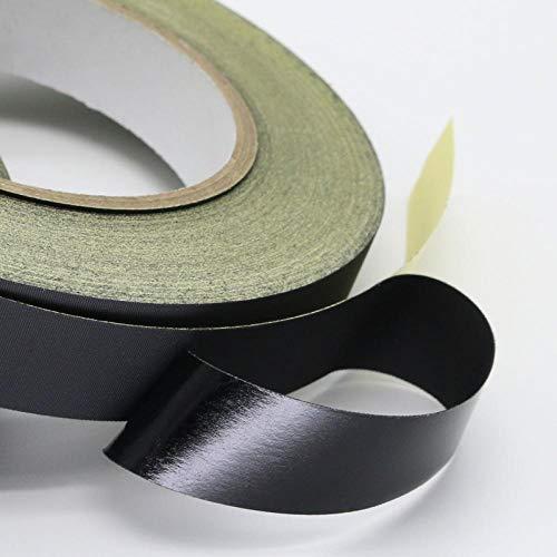 LEYUANA 30M Schwarz Isolat Acetat Tape Tape Kleber für Notebook Phone Tablet Hochtemperatur-Isolierband 60mm