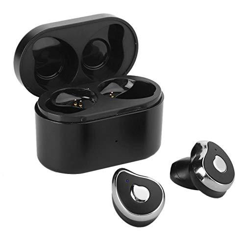 DAUERHAFT Mini Auriculares de reducción de Ruido del tamaño del Auricular de Bluetooth, para Correr, para la Aptitud de los Deportes