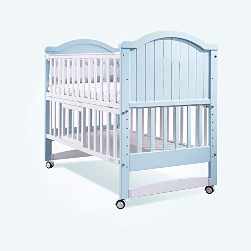 Read About Dzhyy Crib Multi-Function Newborn Bed Game Bed Stitching Children's Bed,Package 1,12065cm