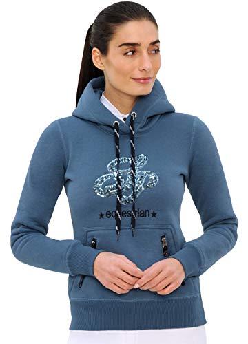 Awa Hoody Sequin (Farbe: Legion Blue; Größe: XS)