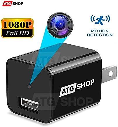 Spy Camera - Hidden Camera - Motion Detection - USB Hidden Camera - Surveillance Camera - Mini spy Camera -USB Camera - Best Spy Camera Charger - Hidden ...