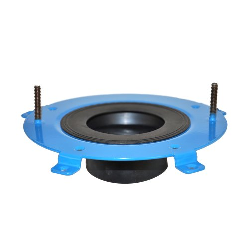 Product Image of the NEXT BY DANCO (10672X) HydroSeat Durable Toilet Flange Repair, Blue and Black, 1-Pack