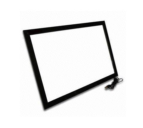 Gowe 152,4 cm 10-Punkt-USB IR Multi-Touchscreen Rahmen ohne Glas für Multitouch-Tisch/interaktives Kiosk/Touch Whiteboard