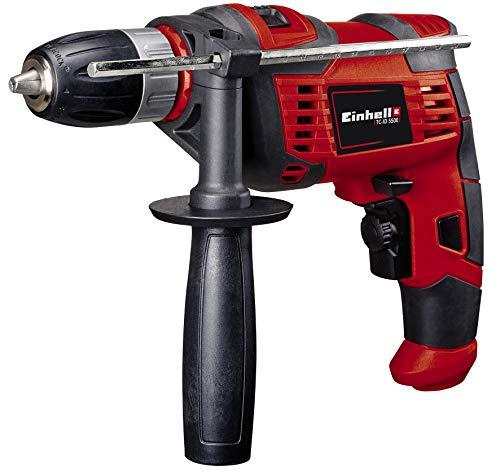 Einhell 4258621 Taladro Electrico Percutor TC-ID 550, Rojo