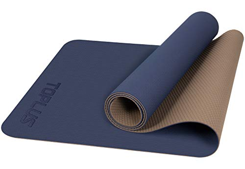 Toplus Yogamatte - inkl Tragegurt