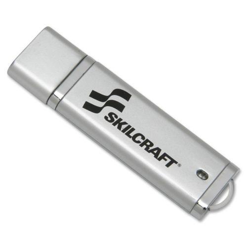 SKILCRAFT 7045–01–558–4988unidad flash USB con Plug and Play tecnología, 16GB de capacidad (6por caja)