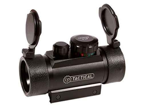 CenterPoint Optics 72601 Red/Green 30mm Enclosed Reflex Sight For Picatinny Mount