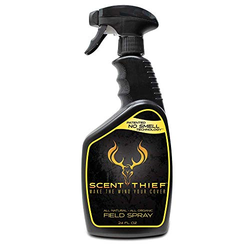 Best Bargain Scent Thief 24oz. Field Spray Eliminates Animals Ability to Smell