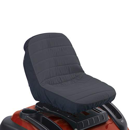 Classic Accessories Deluxe Sitzbezug für Aufsitzrasenmäher, klein