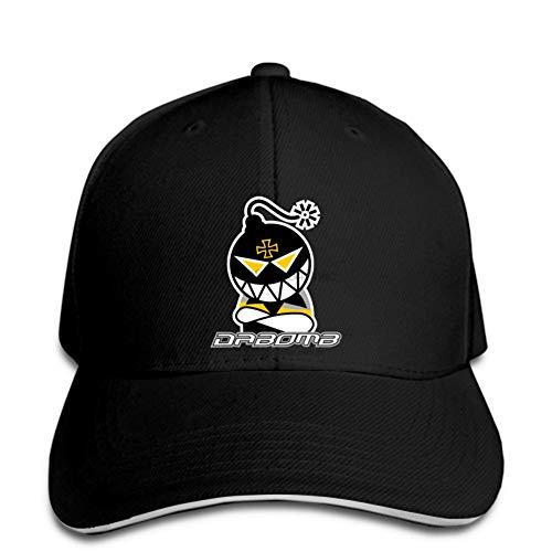 N/A Gorra de béisbol Gorra de béisbol para Hombre Logo Logo Snapback Cap Gorra de Mujer Camión Deportivo al Aire Libre Ajustable Hip-hopfunny Gorra con Visera