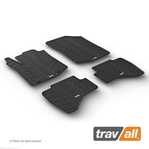 Travall Mats Gummifußmatten TRM1322 – Allwettermatten Nach Maß Fussmatten Set