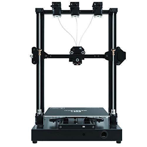 Gesponserter 3D-Druck Und Scannen3D-Druckerkit Mit Druckgröße/Tri-Extruder/Break Resume-Unterstützung AutoLeveling & WiFi-Verbindung Heizbettaufkleber