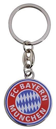 FC Bayern Schlüsselanhänger Logo Ø 3 cm