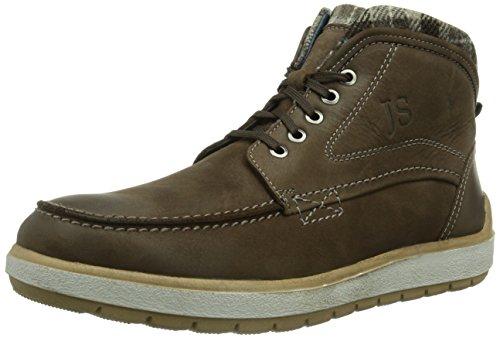 Josef Seibel Herren Rudi 02 Desert Boots, Braun (moro 330), 43 EU
