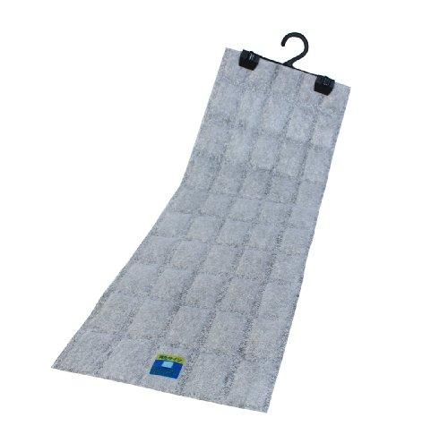 フォーラル 強力 除湿・消臭 シートクローゼット用 吊り下げ型 繰り返し使えるから経済的 (お知らせセンサー付)