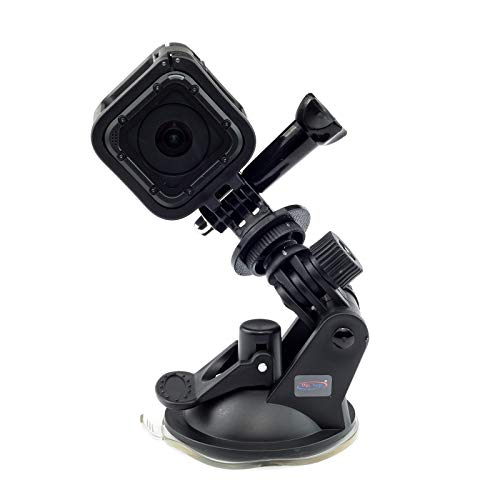 Soporte Ventosa Montaje coche Para GoPro Hero7 7 Hero6 6 4K Hero 4 Session Mini Hero 5 4 3+ 3 2 1 Action Camera Cam Go Pro HD